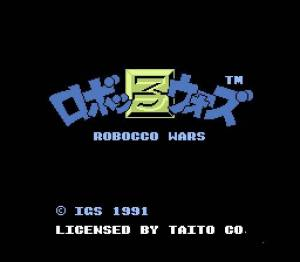 Robocco Wars
