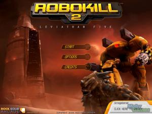 Robokill 2: Leviathan Five