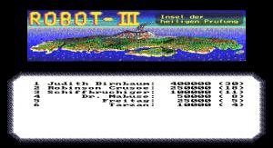Robot III: Insel der heiligen Prüfung