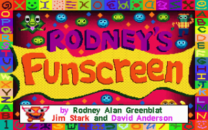 Rodney's Funscreen