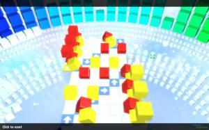Rubik\'s Puzzle Galaxy: RUSH