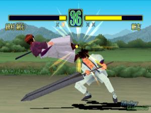 Rurouni Kenshin: Ishin Gekitōhen