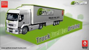 Renault Trucks Eco-Fuel Driving - Serious Game en 3D Temps Réel