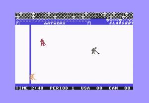 SLAP-SHOT! Hockey