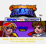 SNK vs. Capcom: Card Fighter\'s Clash