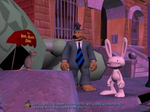 Sam & Max Episode 202: Moai Better Blues