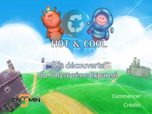Hot & Cool - À la découverte du polystyrène expansé