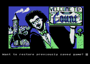 Scott Adams\' Graphic Adventure #5: The Count