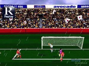 Sega Worldwide Soccer \'97