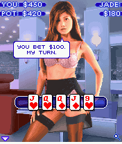 Sexy Poker: Top Models