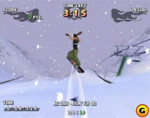 Shaun Palmer\'s Pro Snowboarder