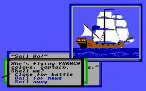 Sid Meier\'s Pirates!