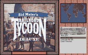 Sid Meier\'s Railroad Tycoon Deluxe