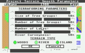 SimCity: Terrain Editor
