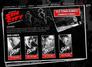 Sin City Games