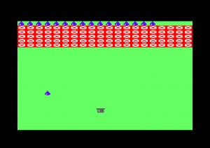 Sitting target (Amstrad Disk 50)