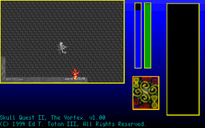 Skull Quest II: The Vortex