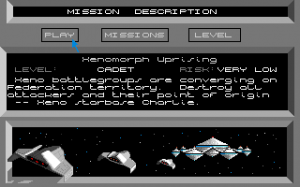 Skyfox II: The Cygnus Conflict