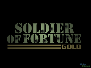 Soldier of Fortune (Gold Edition)