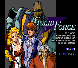 Solid Force