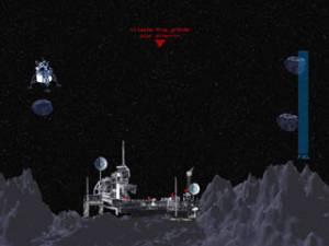 La sonde lunaire