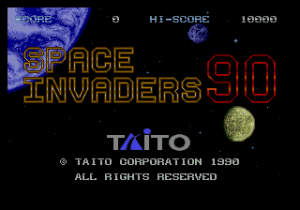 Space Invaders \'91