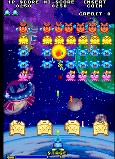 Space Invaders '95: The Attack of Lunar Loonies / Akkanvader