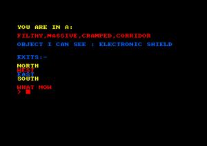 Space Base 64 (Amstrad Disk 50)