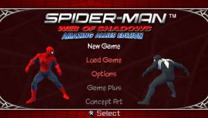 Spider-Man: Web of Shadows - Amazing Allies Edition