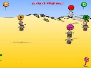 Le Petit Spirou : Tu vas te faire mal !