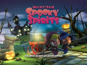 Spooky Spirits