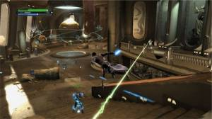 Star Wars: The Force Unleashed - Jedi Temple Mission Pack