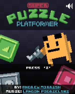 Super Puzzle Platformer