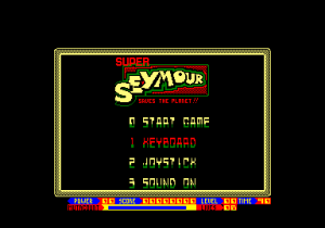Super Seymour Saves the Planet