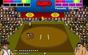 Super Sumo Wrestling 2002