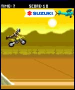 Suzuki Motocross Challenge