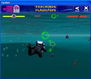 Tek-Kids Flash-Ops: Mission: Aqua Zone