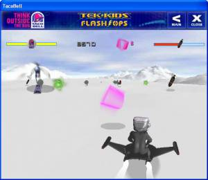Tek-Kids Flash-Ops: Mission: Polar Challenge