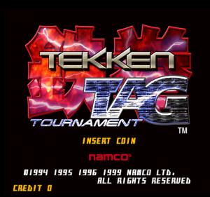 Tekken Tag Tournament Story | RM.