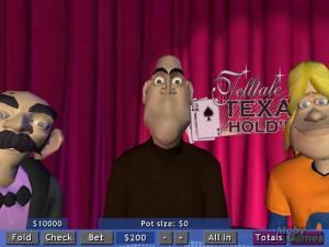 Telltale Texas Hold\'em