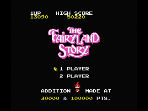 The Fairyland Story