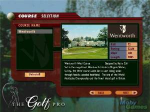 The Golf Pro 2