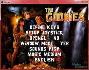 The Goonies Remake