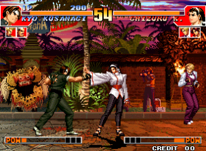 The King of Fighters '97