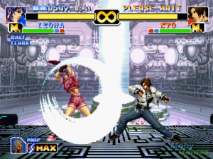The King of Fighters \'99: Millennium Battle