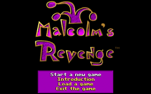 The Legend of Kyrandia: Malcolm\'s Revenge
