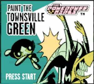 The Powerpuff Girls: Paint the Townsville Green