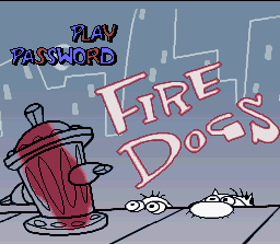 The Ren & Stimpy Show: Fire Dogs