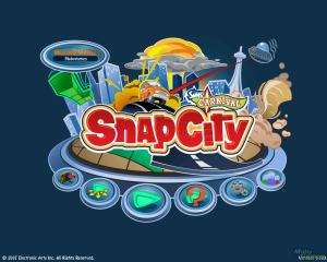 The Sims: Carnival - SnapCity
