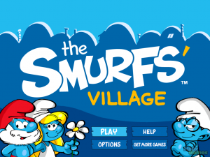 The Smurfs' Village